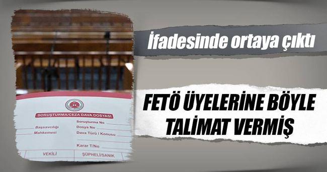 FETÖ'den 'Devlet üniversitelerine yerleşin' talimatı