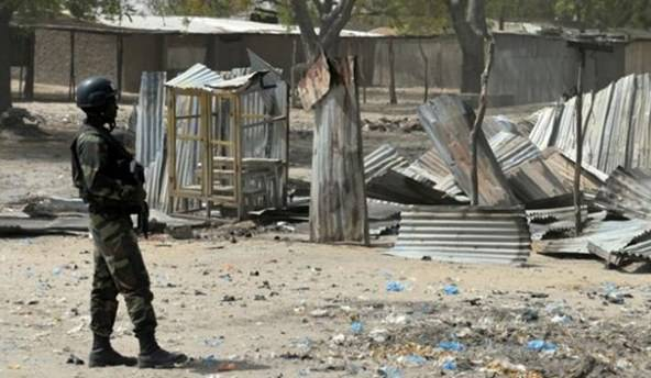 O ülkede intihar saldırısı: 4 ölü 24 yaralı