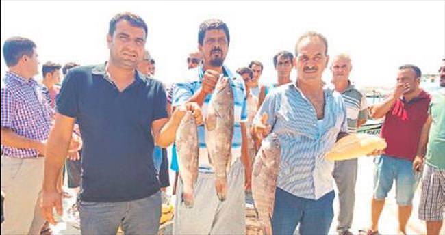 Balıkçılar avlanma yasağına isyan etti