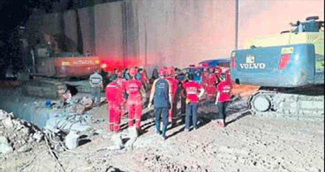 Mermer ocağında iş kazası: 1 ölü