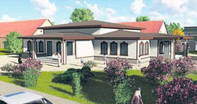 Bağiçi ve Tulumtaş'a kültür merkezleri