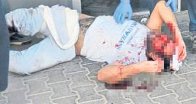 Fırıncıların kavgasında kan döküldü