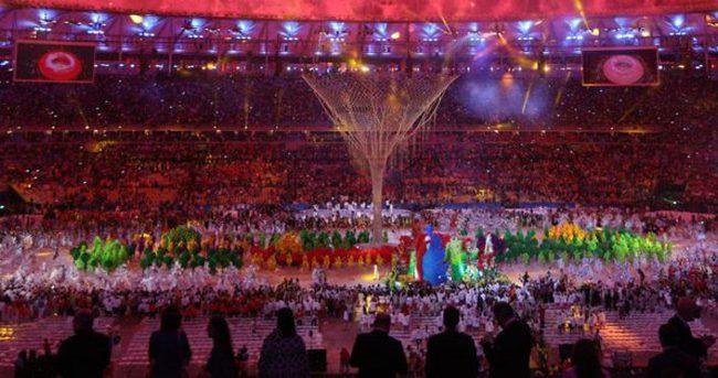 Rio Olimpiyatları kapanış töreniyle sona erdi