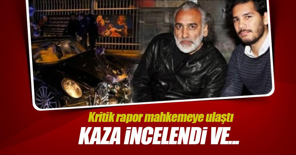Rüzgar Çetin'in yargılandığı davada kritik rapor mahkemeye ulaştı