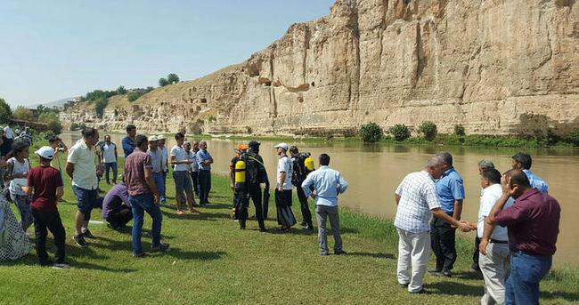Dicle Nehri'ne düşen çocuğun cesedi bulundu