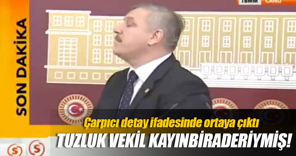 'Tuzluk vekil' Tuğgeneral Dinçer Ural'ın kayınbiraderi çıktı