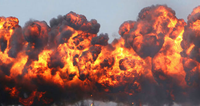 Fas'ta patlama! 2 ölü
