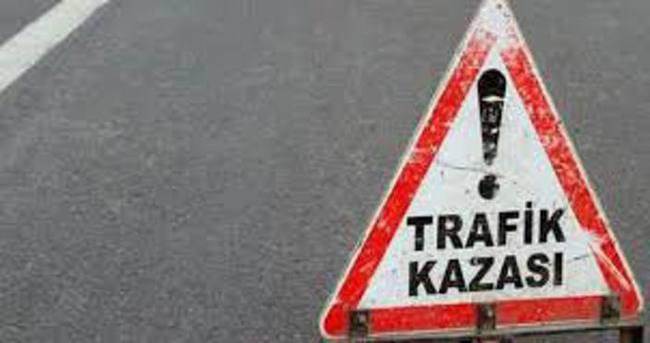 Ağrı'da trafik kazası: 1 ölü, 4 yaralı