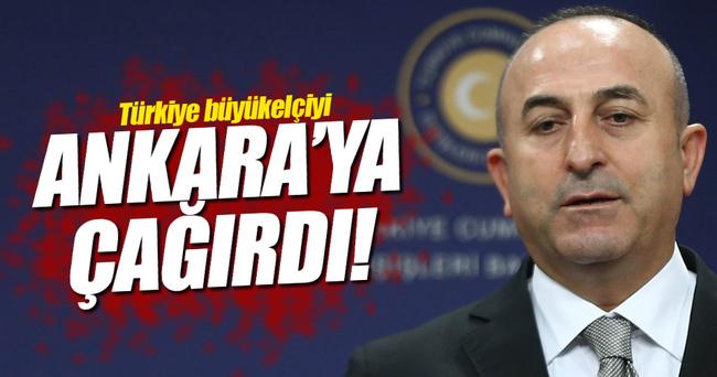 Mevlüt Çavuşoğlu: Viyana Büyükelçimizi Ankara'ya çağırdık
