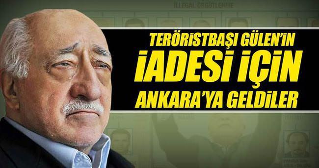 ABD heyeti Ankara'ya geldi