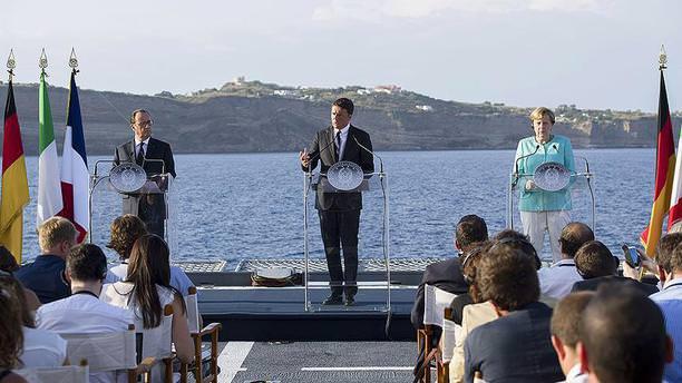'Türkiye ile göçmenler üzerine iş birliği doğru bir şey'