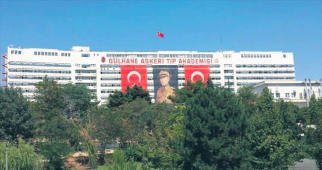 5 askeri hastanede bin hastaya hizmet