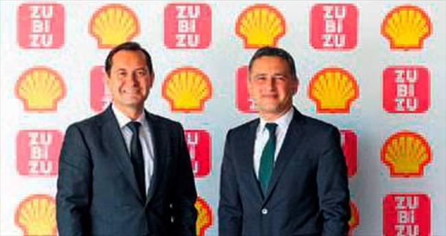 Shell ve Zubizu'dan büyük işbirliği