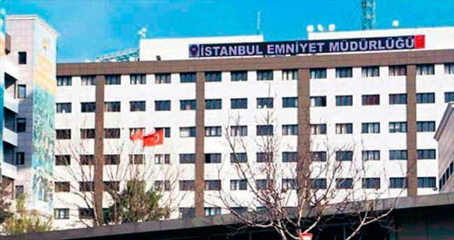 İstanbul Emniyeti'nde 95 polis açığa alındı