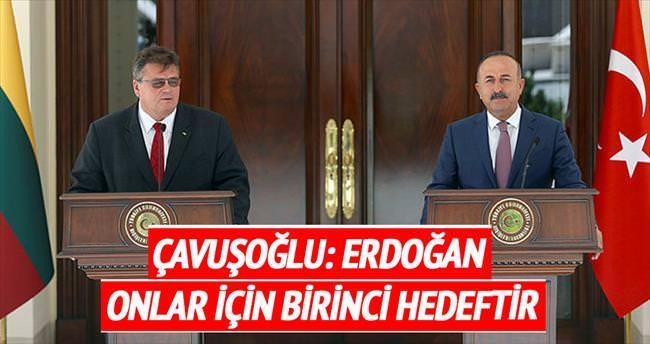 """""""DAEŞ'e en büyük darbeyi biz vurduk"""""""