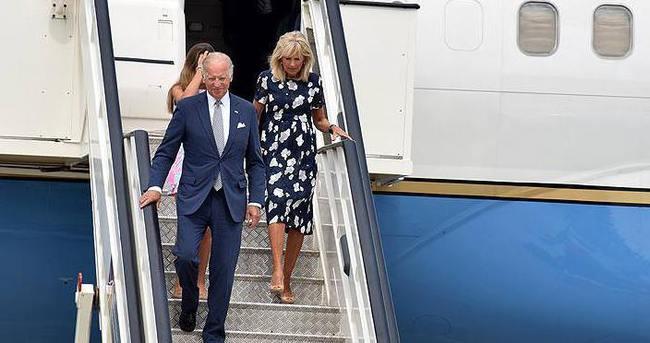 ABD Başkan Yardımcısı Biden'ın Türkiye programı belli oldu
