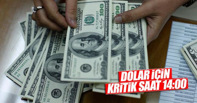 Merkez Bankası'nın faiz kararı öncesi dolar geriledi!