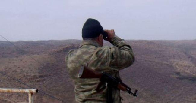 PKK'lılarla çatışma: 1 korucu şehit