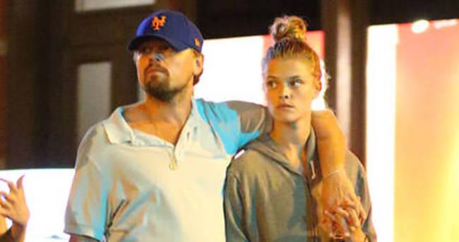 Leonardo DiCaprio trafik kazası geçirdi