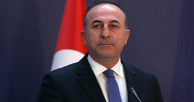 Çavuşoğlu, Adil el-Cubeyr ile görüştü