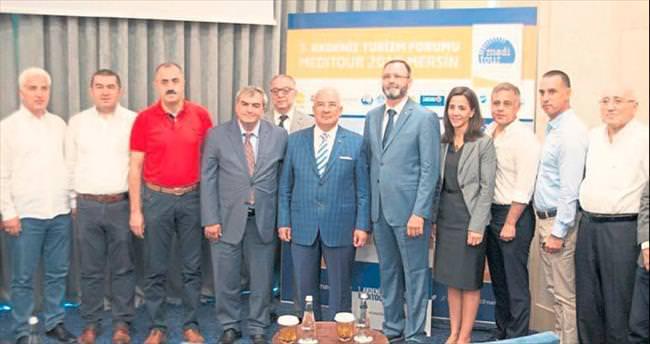 'Mersin'in tanıtımı için MEDİTOUR bir fırsat'