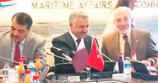 Katar'ın 2.1 milyar $'lık yolu Tekfen'in