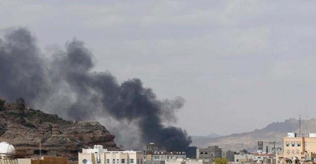 Suudi Arabistan sınırına saldırı