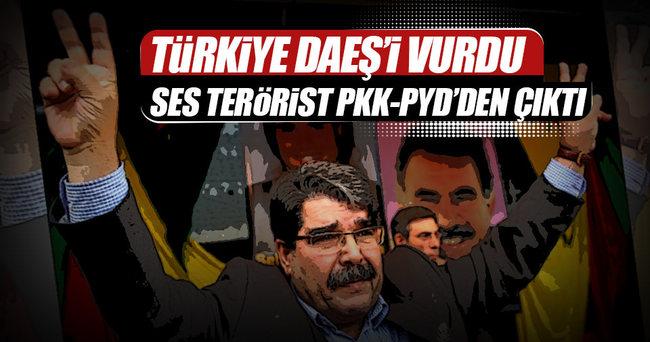 PYD'den Türkiye'nin Cerablus operasyonuna küstah tepki