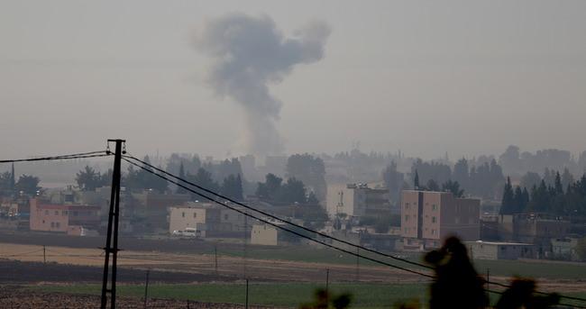 Tank birlikleri Suriye'ye girdi!