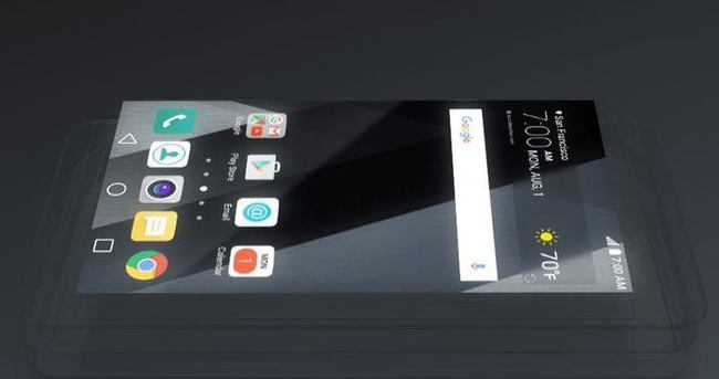 LG V20 Android 7 ile geliyor