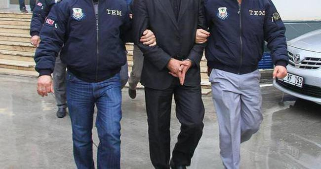 Burdur'da FETÖ'den 26 polis, 1 uzman çavuş tutuklandı