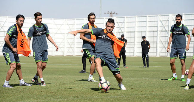 Konyaspor'da 3 eksik