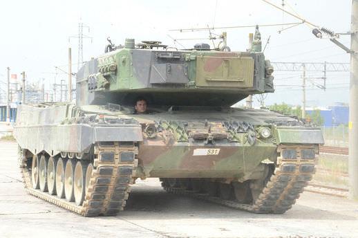 Kocaeli'nden tank sevkıyatı başladı
