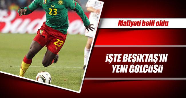 Beşiktaş, Aboubakar'ı 1 yıllığına kiraladı