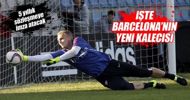 İşte Barcelona'nın yeni kalecisi