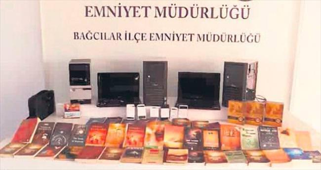 Evinden PKK çıktı
