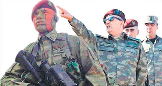 Bordo berelileri o komutan yönetiyor