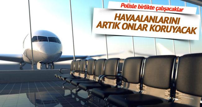 Havaalanlarında K9'larla koruma