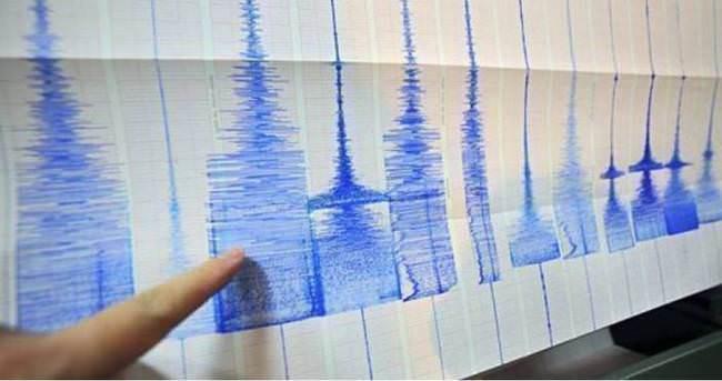 Van'da 3.9 büyüklüğünde deprem