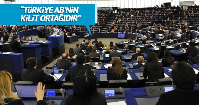 'Türkiye, AB'nin kilit ortağıdır'
