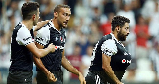Beşiktaş 6. kez 'dev' sahnede