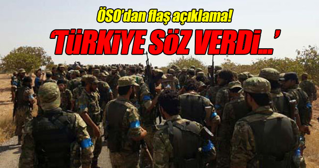 Türkiye'den destek sözü!