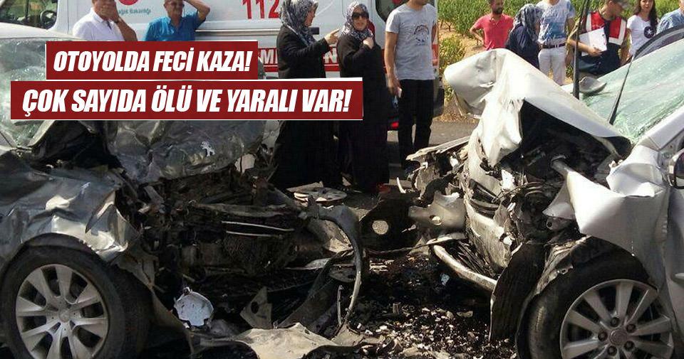 Malatya'da feci kaza: 4 ölü, 1 yaralı