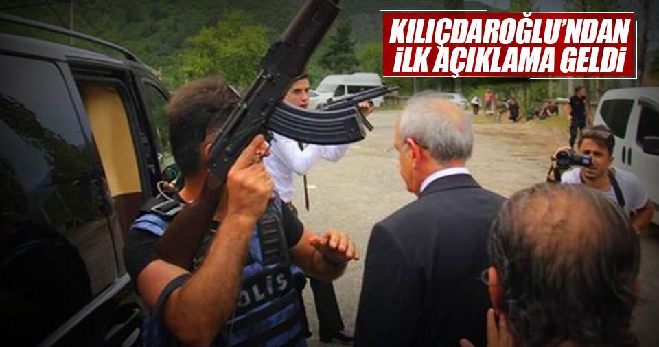 CHP Genel Başkanı Kılıçdaroğlu: Benim açımdan kaygı yok