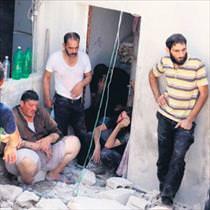Esad'dan varil bombalı vahşet