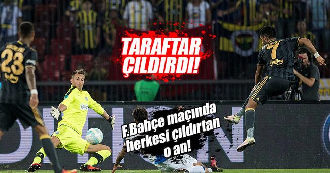 Fernandao'nun golüne taraftarlardan tepki!