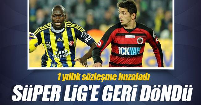Ermin Zec, Karabükspor ile anlaştı