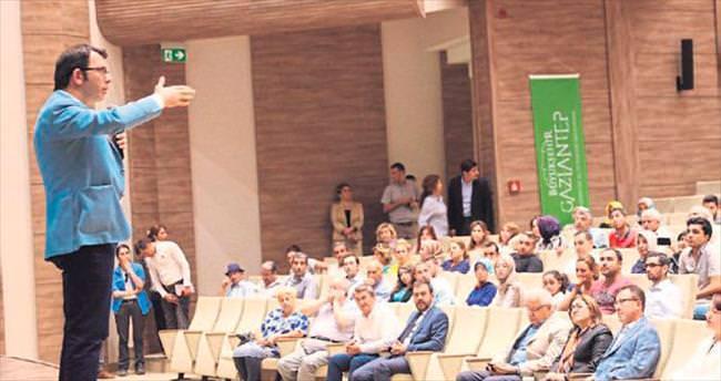 Güler Gazianteplilere 15 Temmuz'u anlattı