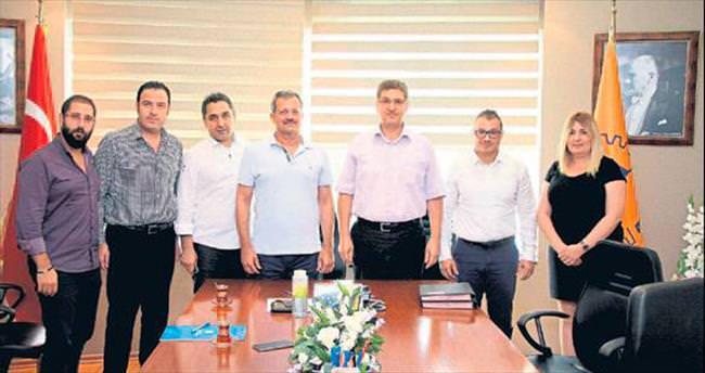 Tarsus'ta işbirliği protokolü imzalandı