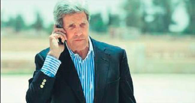 ABD Dışişleri Bakanı bilgilendirme yaptı